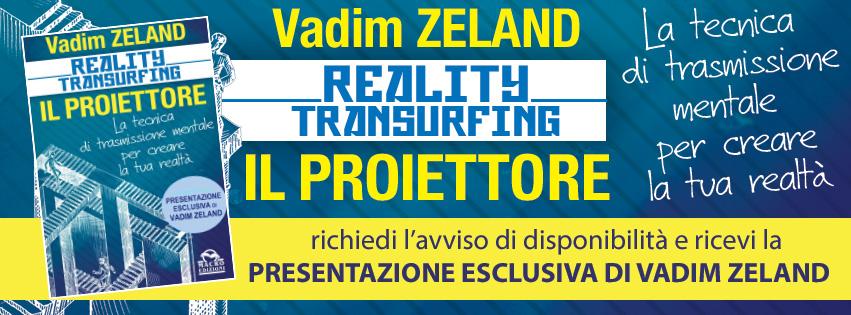 Il Proiettore: presentazione eslcusiva Zeland